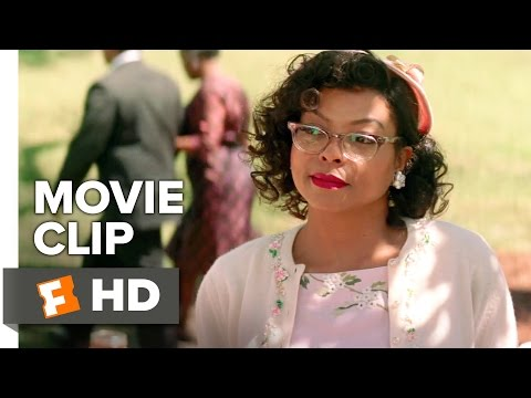Hidden Figures Movie CLIP - Slice of Pie (2017) - Taraji P. Henson Movie