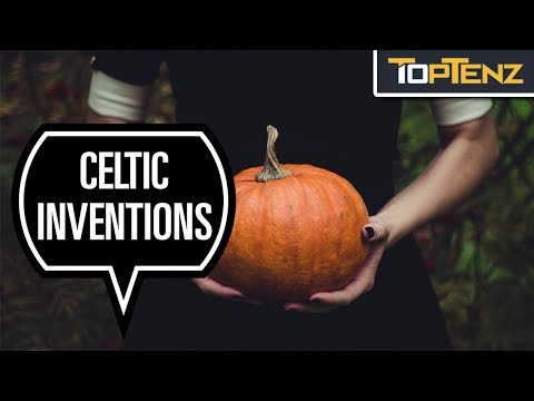 Top 10 Surprising INNOVATIONS by the CELTS