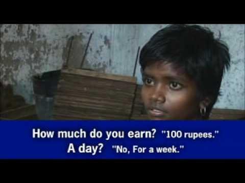 Child Labour in India - English Trailer