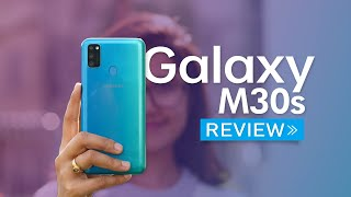 Samsung Galaxy M30s review in Nepali