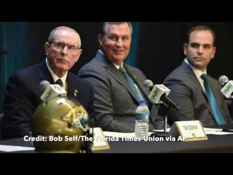 What is Coughlin's Role with the Jaguars?