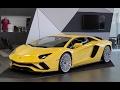 2018 Lamborghini Aventador S First Look