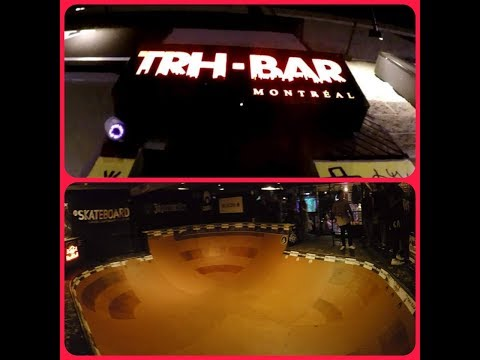 TRH BAR / MONTREAL / NIGHT LIFE