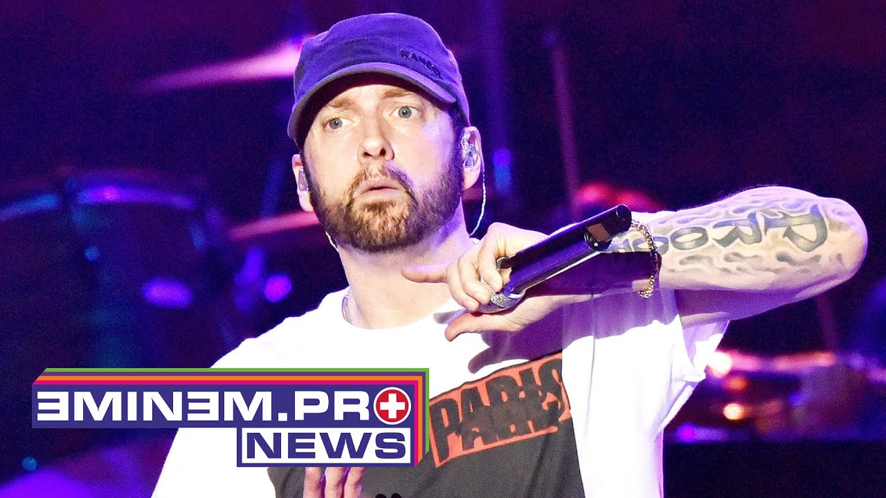 Eminem's Spotify Following Surpassed 42 Million