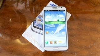Samsung Galaxy Note 2 (II) Unboxing!
