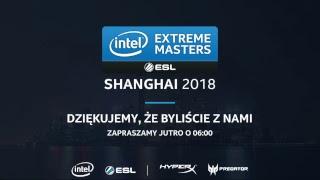 IEM Shanghai 2018 - Faza grupowa - Dzień 2 - Na żywo