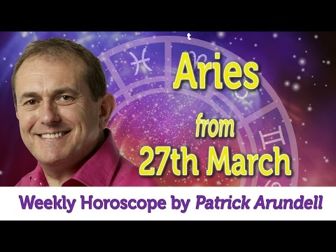Aries Weekly Horoscope from 27th March 2017