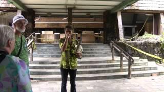 Coco Palms Resort where Elvis Presley