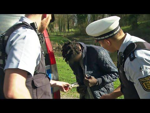 Flüchtlinge machen Sigmaringen unsicher