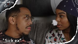 "Living with my ex| Episode 3| ""Sick ex"""
