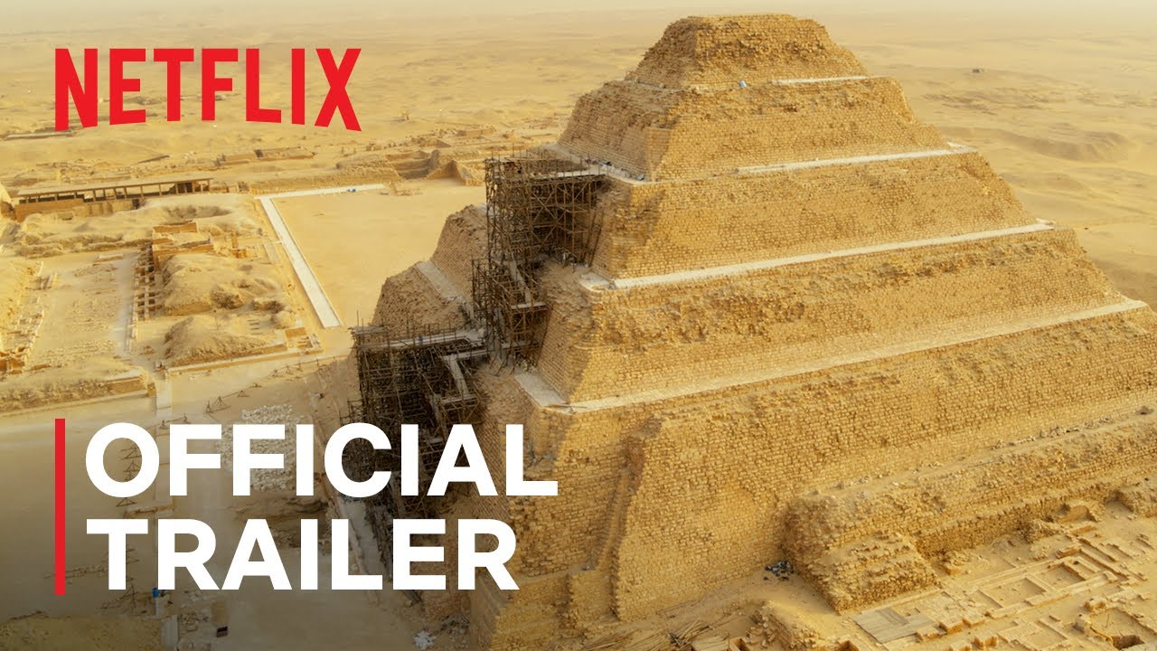 Secrets of the Saqqara Tomb | Official Trailer | Netflix