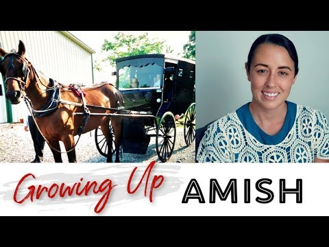 Get to know Me! | Life story & Testimony of Growing up Amish & Mennonite | Lynette Yoder