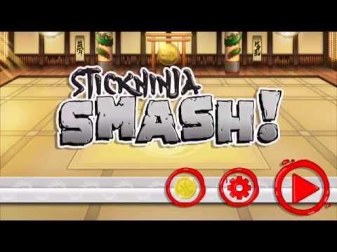 Stickninja Smash