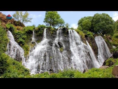 Водопад Шаки  (Շաքիի ջրվեժ/Shaki Waterfall)