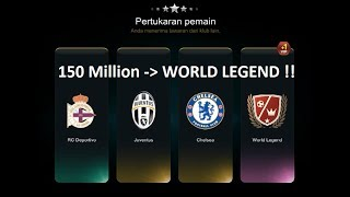 Fifa Online 3 - May 2017 Trade, 150 Million got World Legend ??? FO3 Indonesia