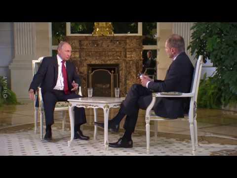 ORF Vladimir Putin- with Armin Wolf:  length w English subtitles