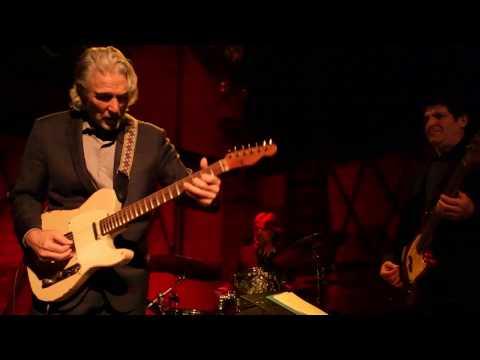 Jim Campilongo Trio - at Rockwood Music Hall, NYC - Nov 14 2016