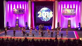Cali Coed worlds 2015-day 1