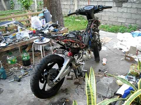 bike engine rebuild