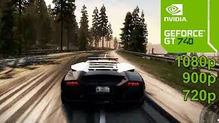 Need for Speed Hot Pursuit GamePlay [PC] in Nvidia Geforce GT 740 - No Commentary part 1