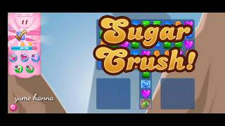 Candy Crush Saga /GamePlay/ANDROID GAME screenshot 5