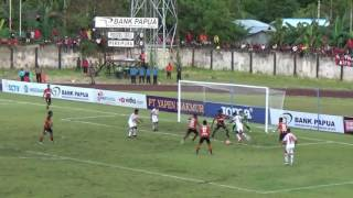 Perseru VS Persipura TSC 2016