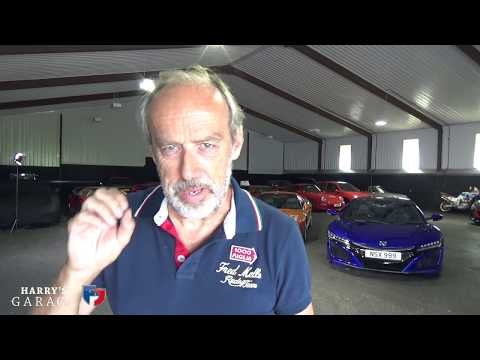 New Honda NSX real world review