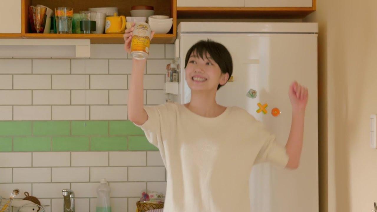 「波瑠 キリンビール」の画像検索結果