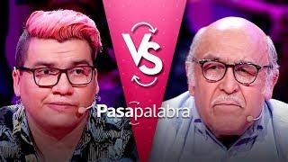 Pasapalabra | Egor Montecinos vs Víctor Soto