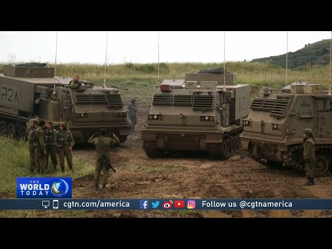 Israel: Nearly All Of Iran's Military Capabilities In Syria Destroyed