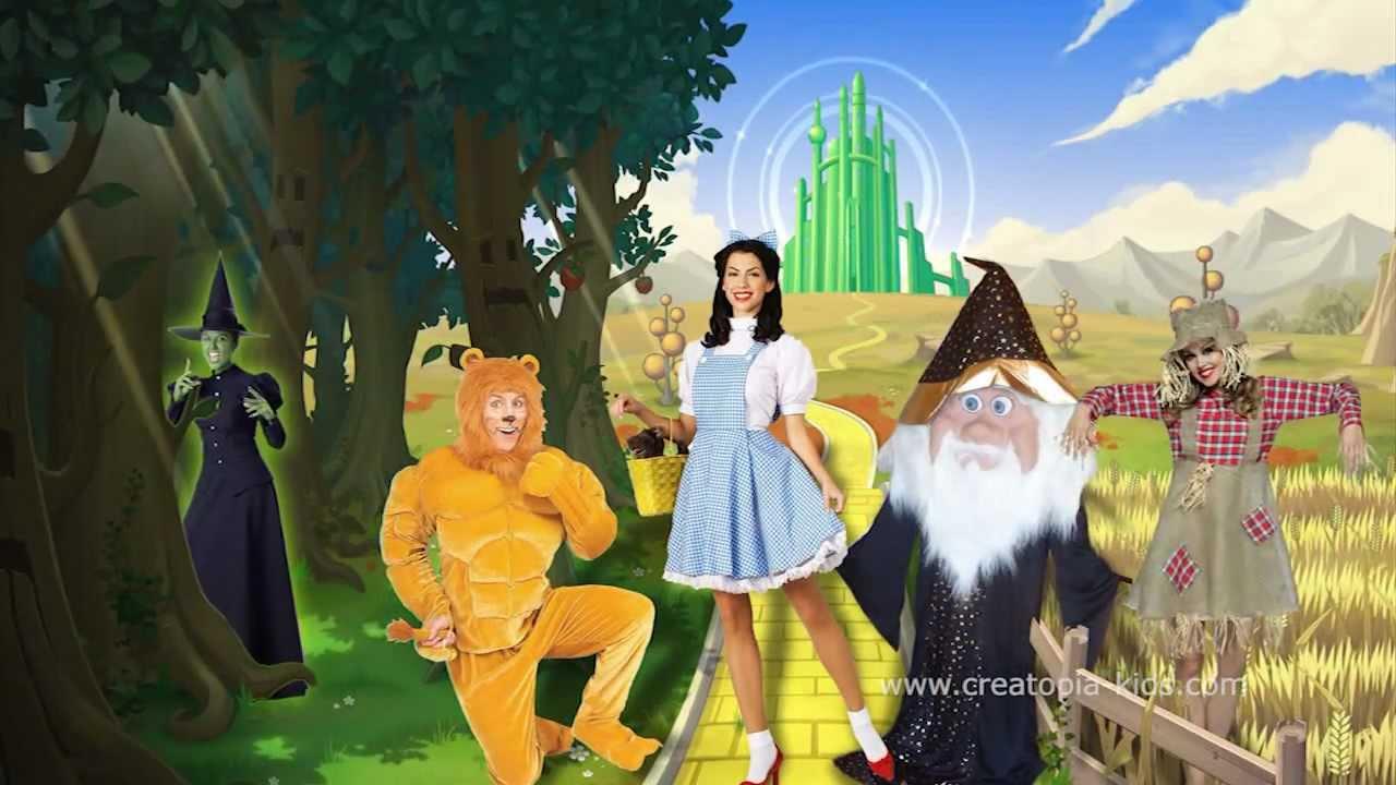 Dothy Et Le Magicien D'Oz En Streaming Complet '1080p 'en ...