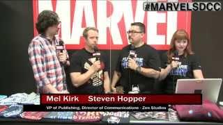 Marvel Pinball Rolls on Marvel LIVE! at San Diego Comic-Con 2015
