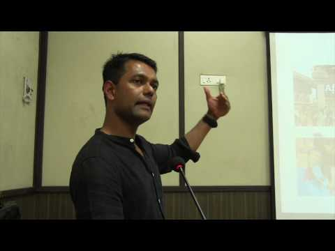 """Dr. Chindu Shreedharan on """"Post-Disaster Reporting: Lessons from Nepal"""""""