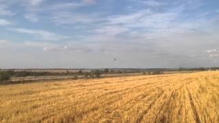 Посадка самолетного БПЛА Gatewing Х100 (Trimble Х100)(, 2014-09-05T13:20:41.000Z)