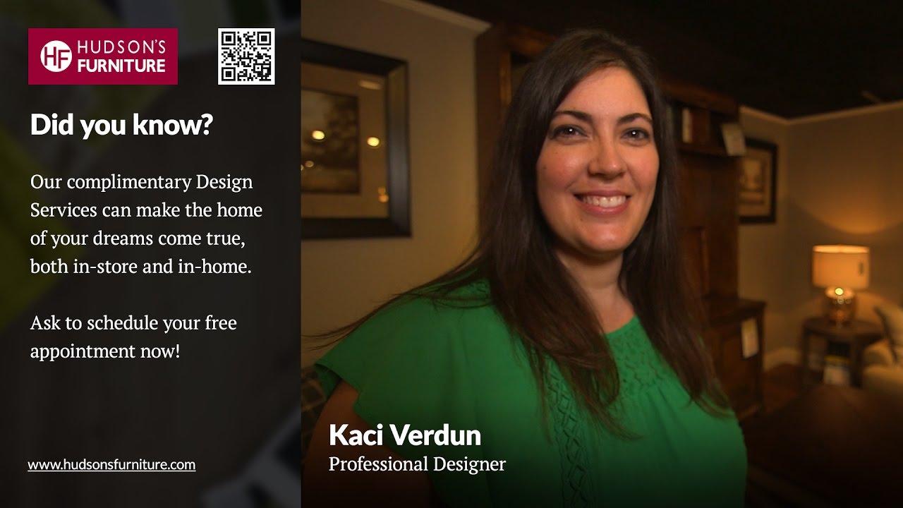 Meet Designer Kaci Verdun