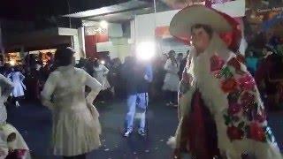 Carnaval Tepeyanco 2016 Camada Primera