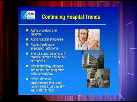 Improving the Quality of Healthcare and Patient Safety Goals Presentation by AHRQ