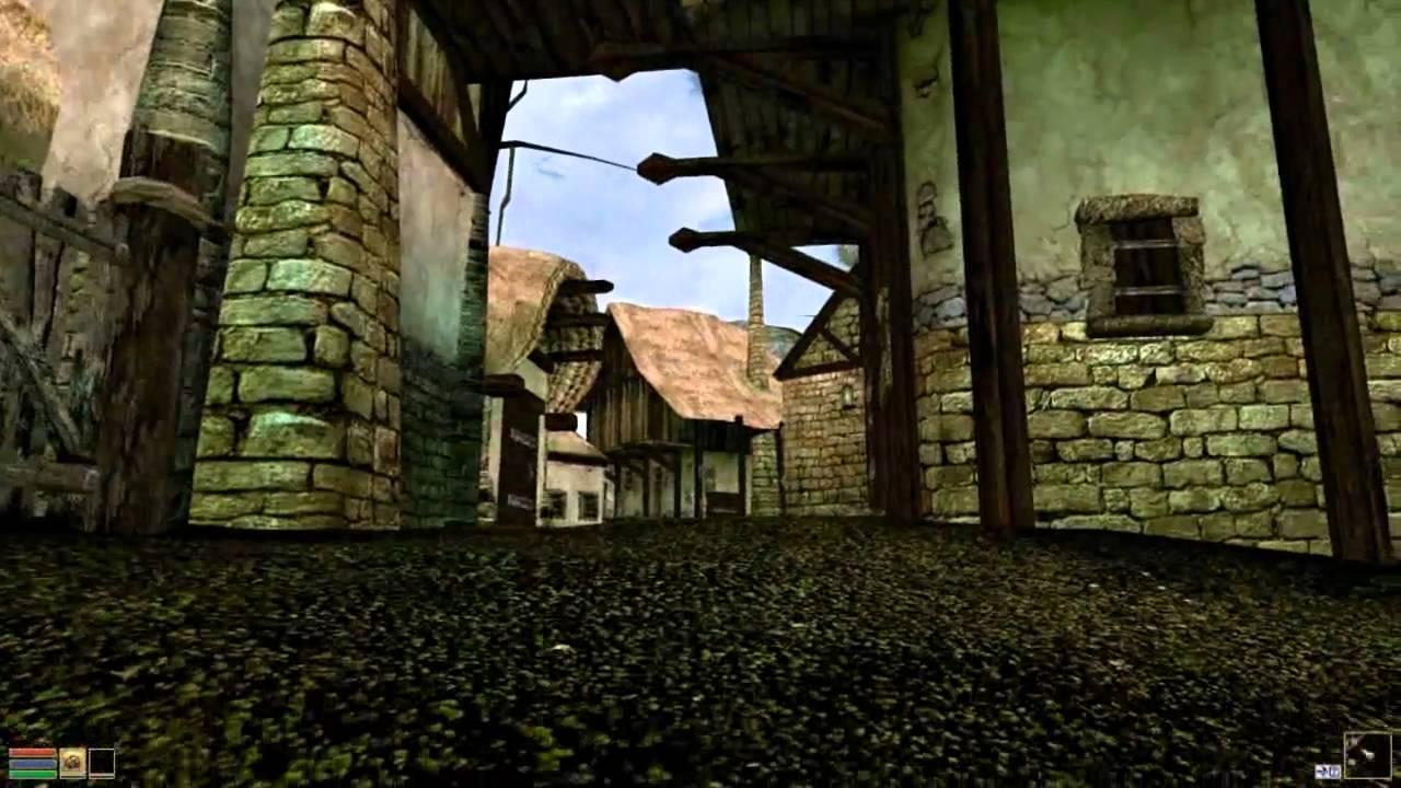 Morrowind Graphics Extender + Mods