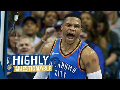 Will Russell Westbrook change his game to suit his new teammates? | Highly Questionable | ESPN
