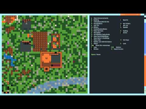 Dwarf Fortress ~ AleDoom ~ 03 Running Out of Grog