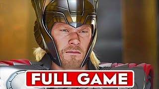 THOR GOD OF THUNDER Gameplay Walkthrough Part 1 FULL GAME [1080p HD] - No Commentary