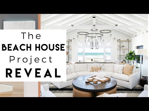 The Beach House Reveal | Interior Design