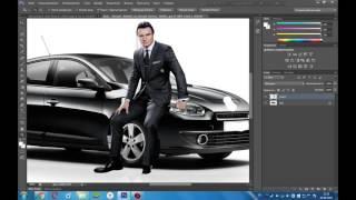 Как переместить объект с одного изображения на другое | Photoshop CS6(, 2016-06-02T20:47:11.000Z)