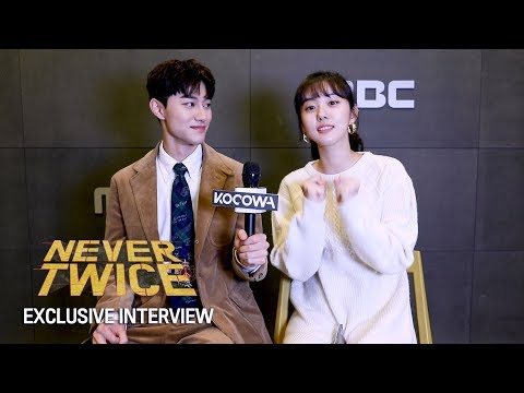 [Exclusive InterviewㅣNever Twice] Kwak Dong Yeon, Park Se Wan