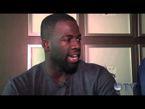 Draymond Green Summer League Interview