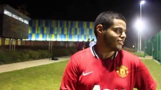 FOSIS Midlands Premier League - Ahmad Ali Interview