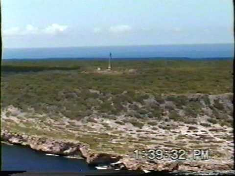 BILL WARREN'S NAVASSA ISLAND WEST INDIES
