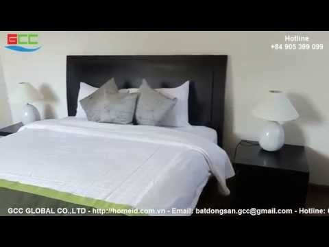 Luxury apartment for rent in Ba Dinh district, Hanoi City