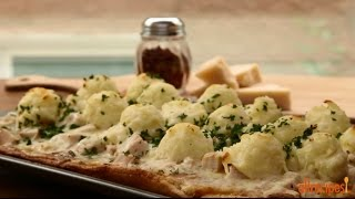 Turkey Recipes - How To Make Thanksgiving Leftovers Pizza