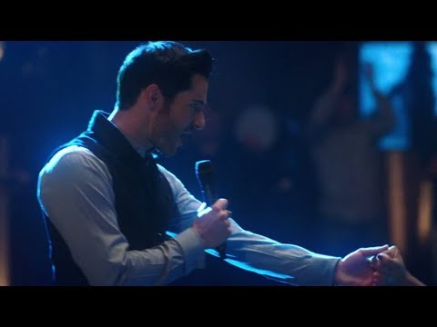 Lucifer sings (I Will Survive - Gloria Gaynor Cover) - Lucifer S03E17